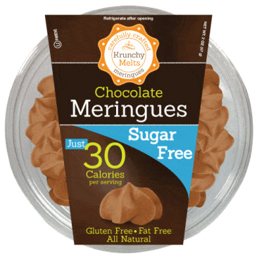 Krunchy Melts - Meringues - Chocolat 57g