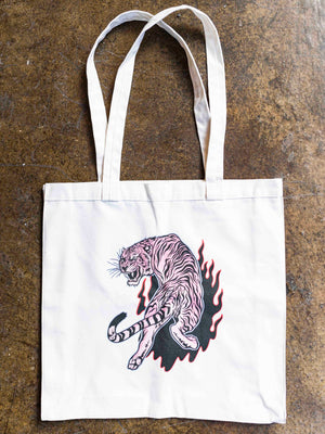 Ride The Tiger Tote