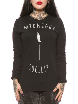 Midnight Society Longsleeve