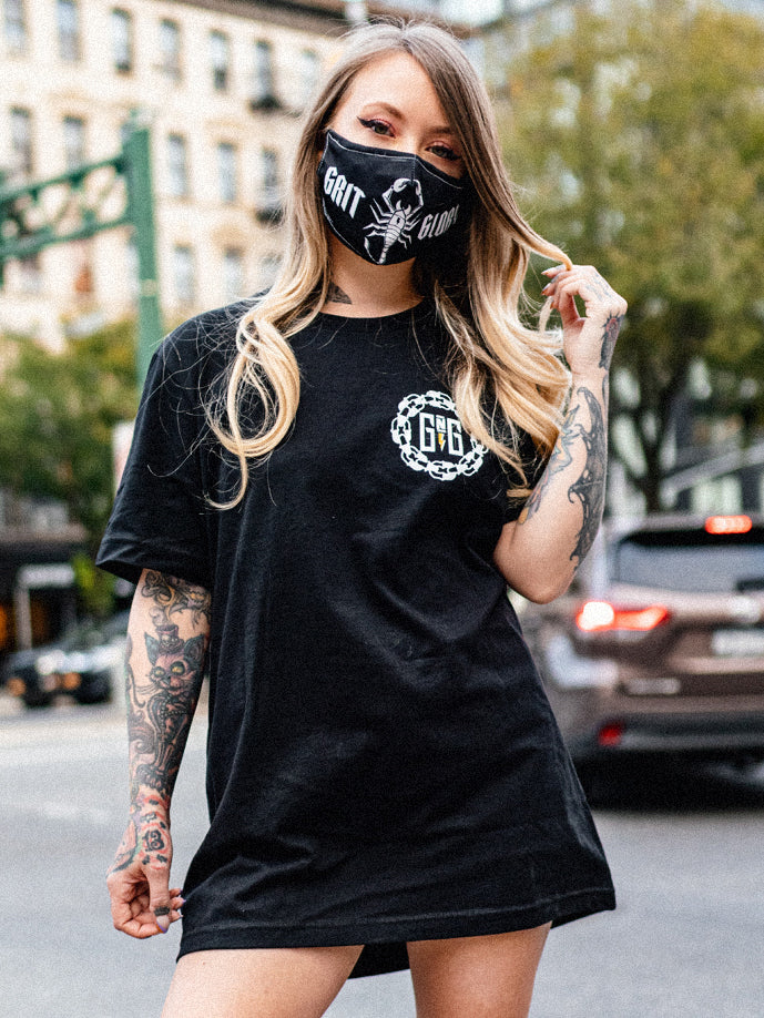 Scorpion Tee and Mask Set
