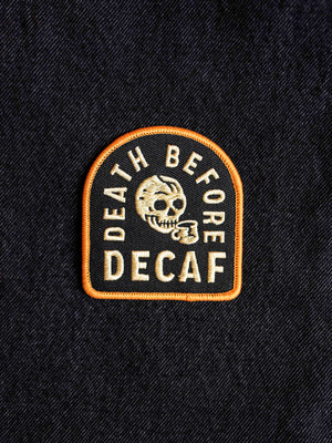 Death Before Decaf Patch