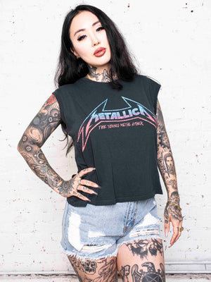 Young Metal Attack Tee