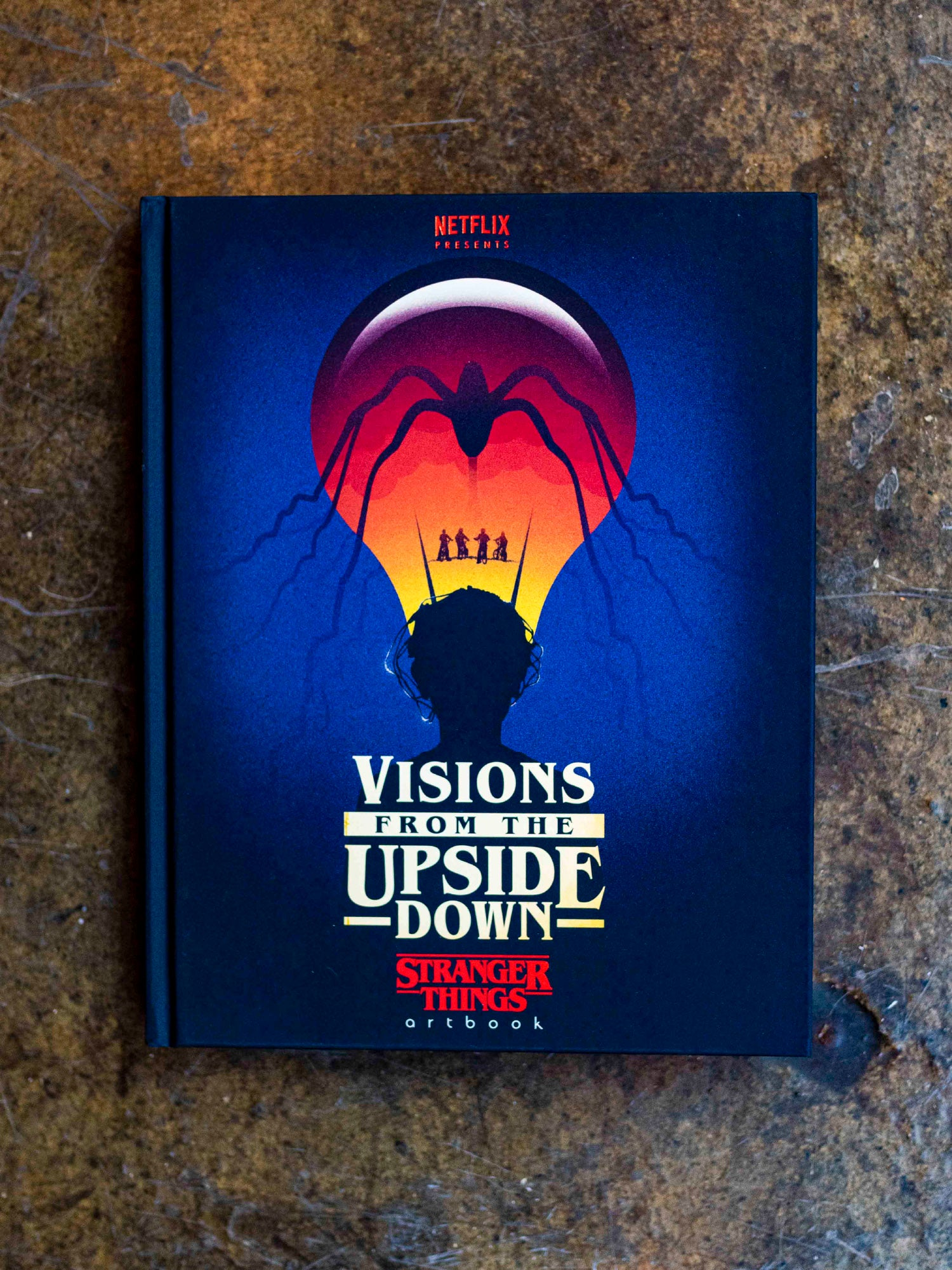 Visions from the Upside Down: Stranger Things Art Book