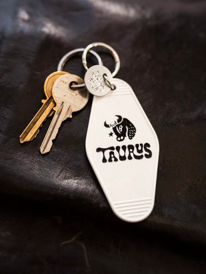 Astrology Key Tag