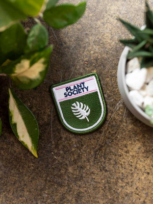 Plant Society Patch