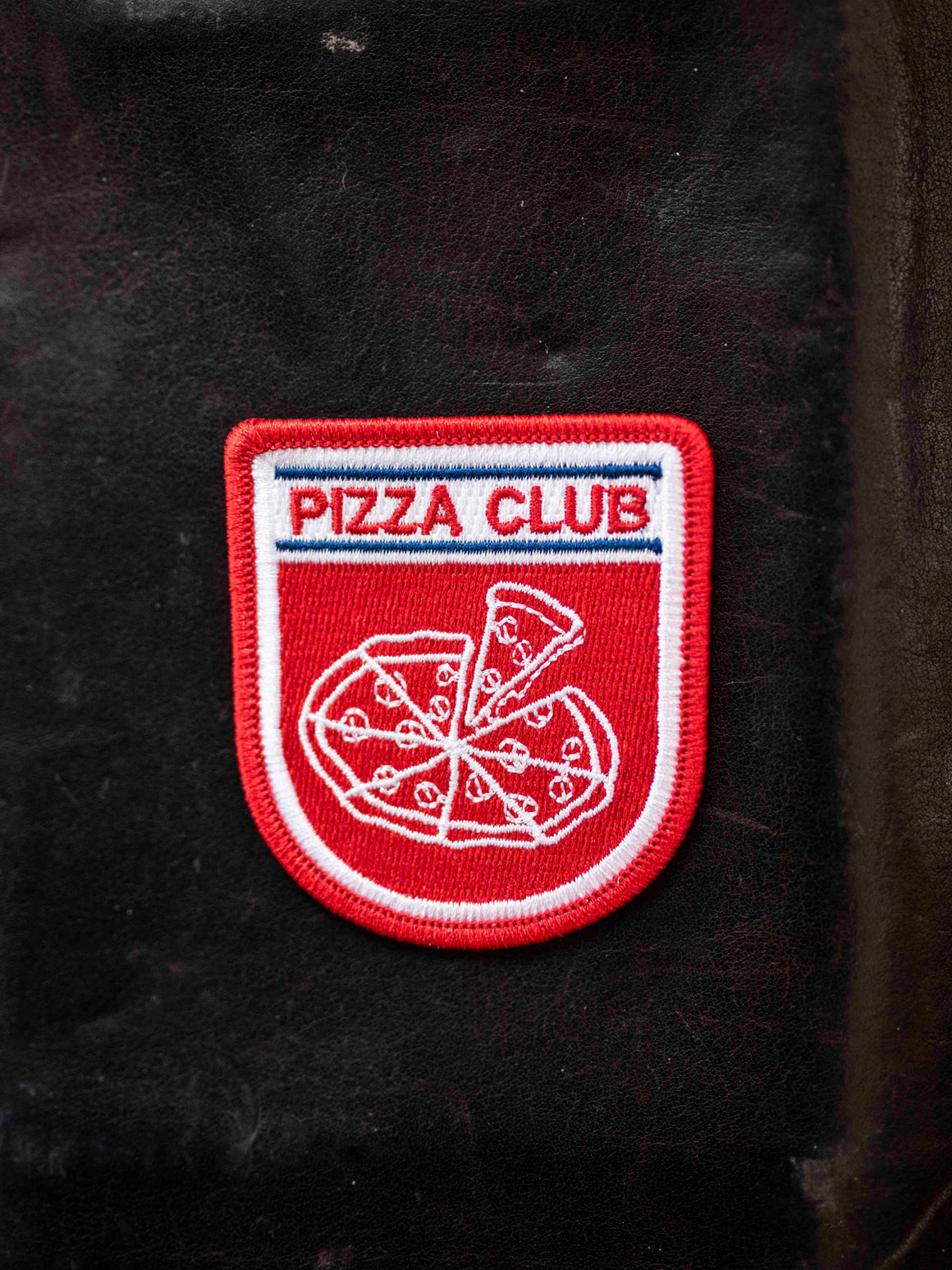 Pizza Club Patch
