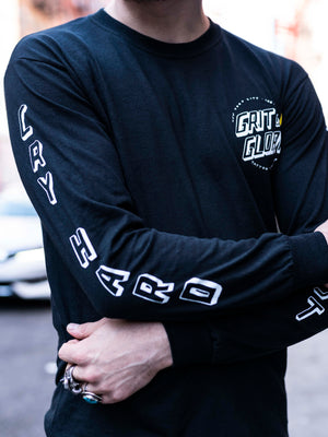 Cry Hard Long Sleeve