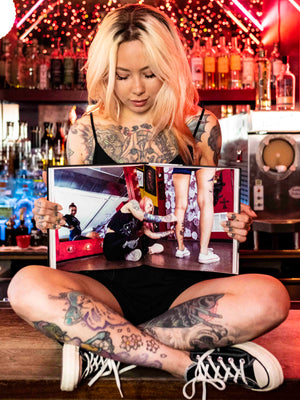 The Art Of Tattoo by Megan Massacre