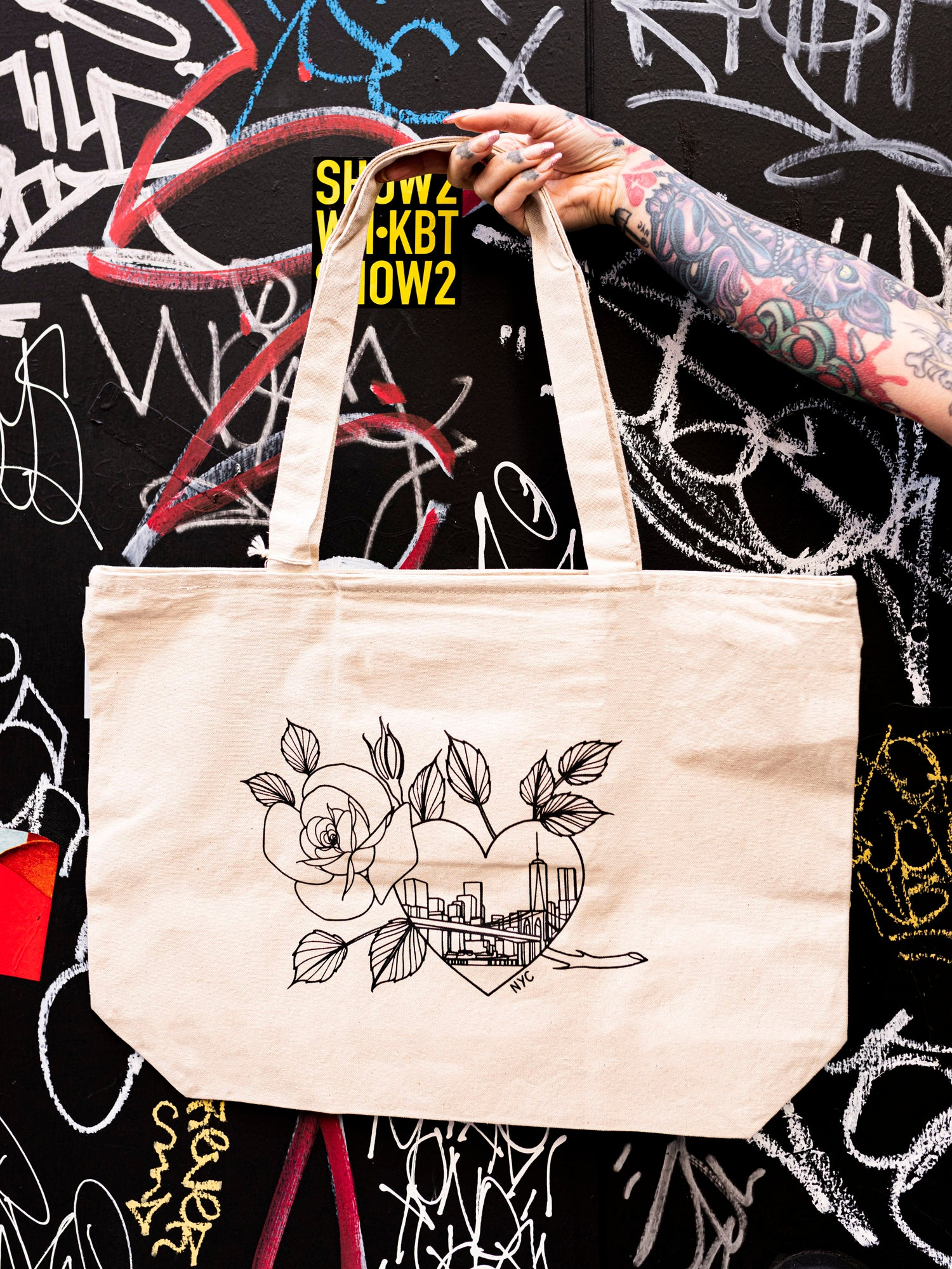 NYC Shopper Bag