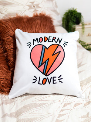 Modern Love Pillow