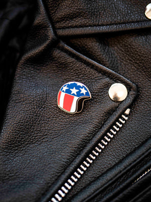 Easy Rider Helmet Pin