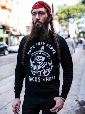 Tacos In Hell Crewneck
