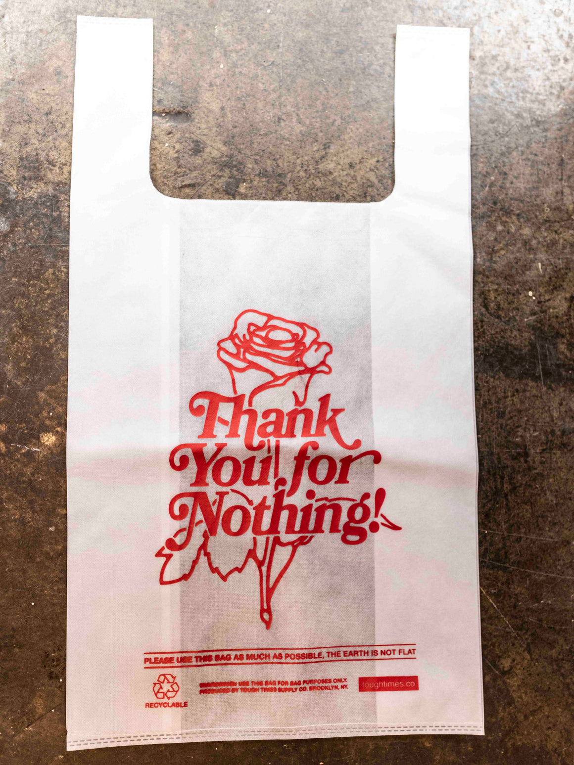 Thank You Grocery Tote