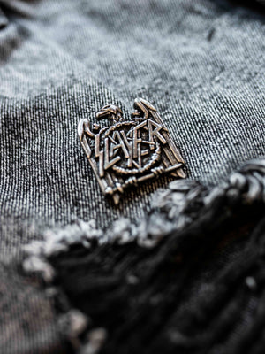 Slayer Pin