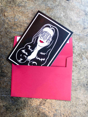 Scream Queens Greeting Card Set