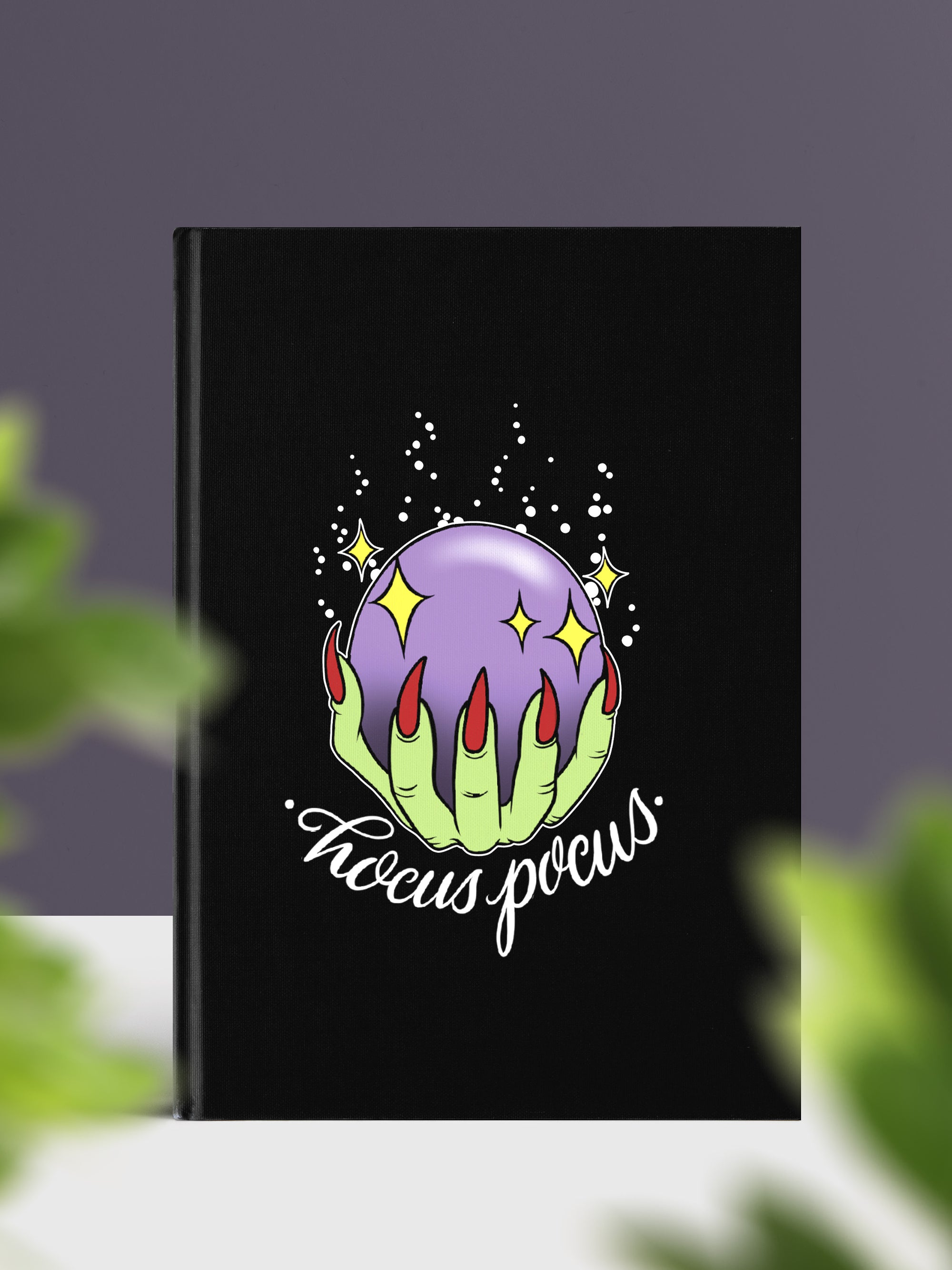 Hocus Pocus Journal
