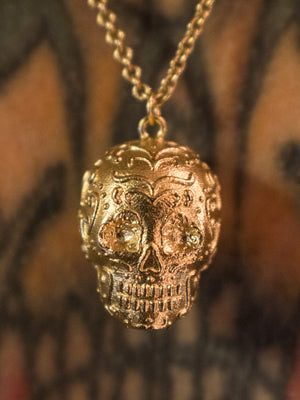Calavera Necklace