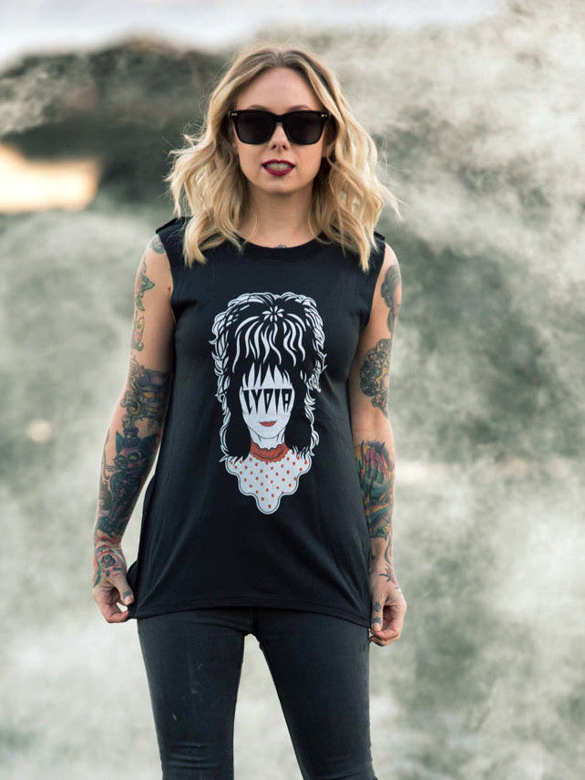 Lydia Muscle Tee