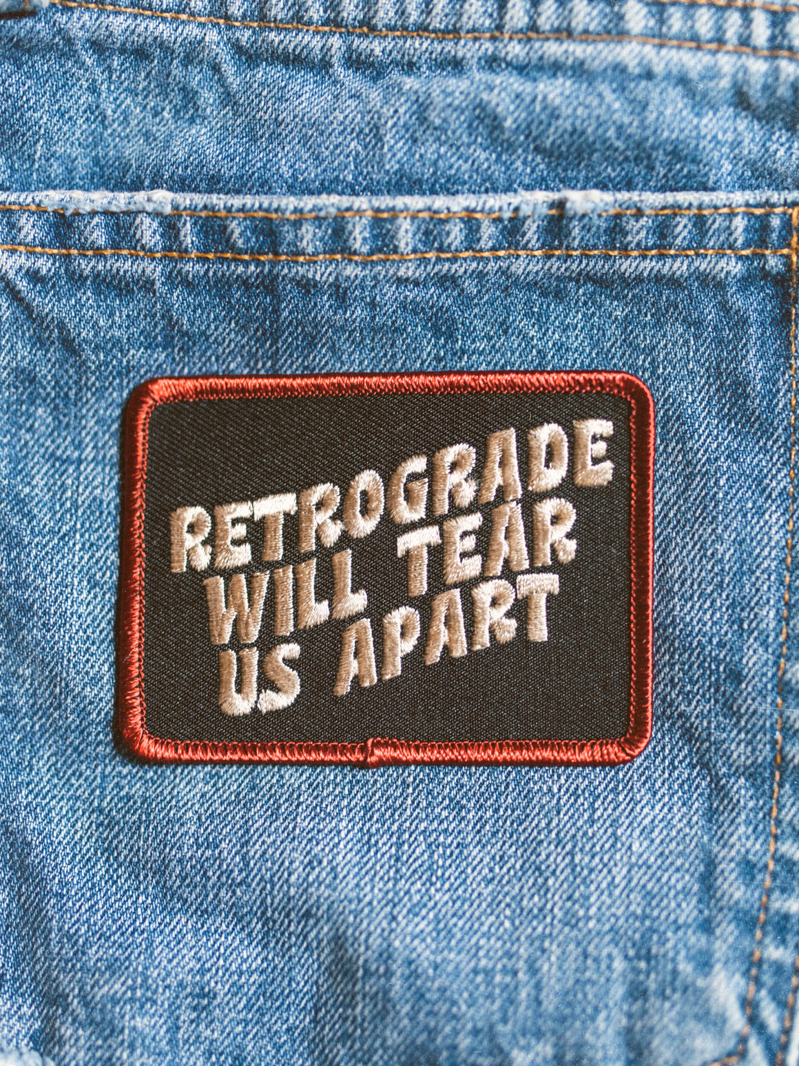 Retrograde Patch