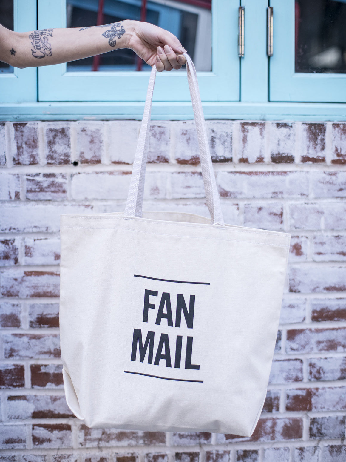 Fan Mail Tote