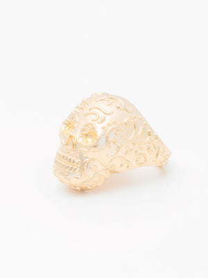 Calavera Ring