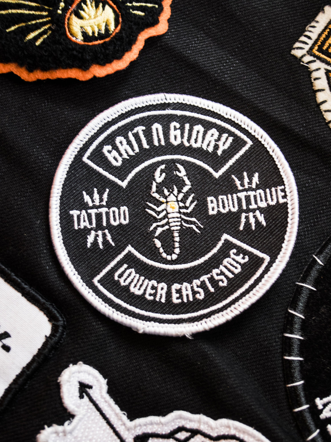 GNG Scorpion Patch