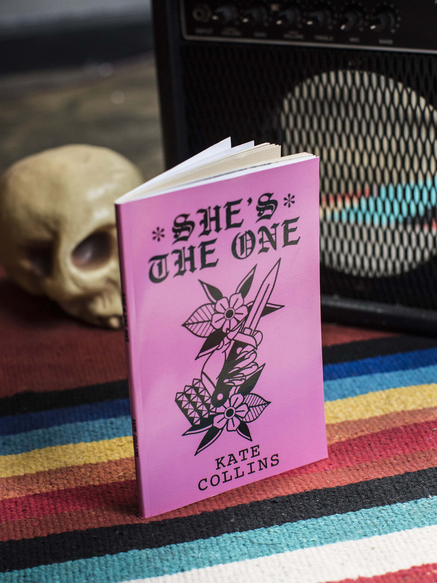She's The One Tattoo Reference Book