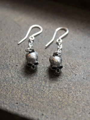 Deadskull Earrings
