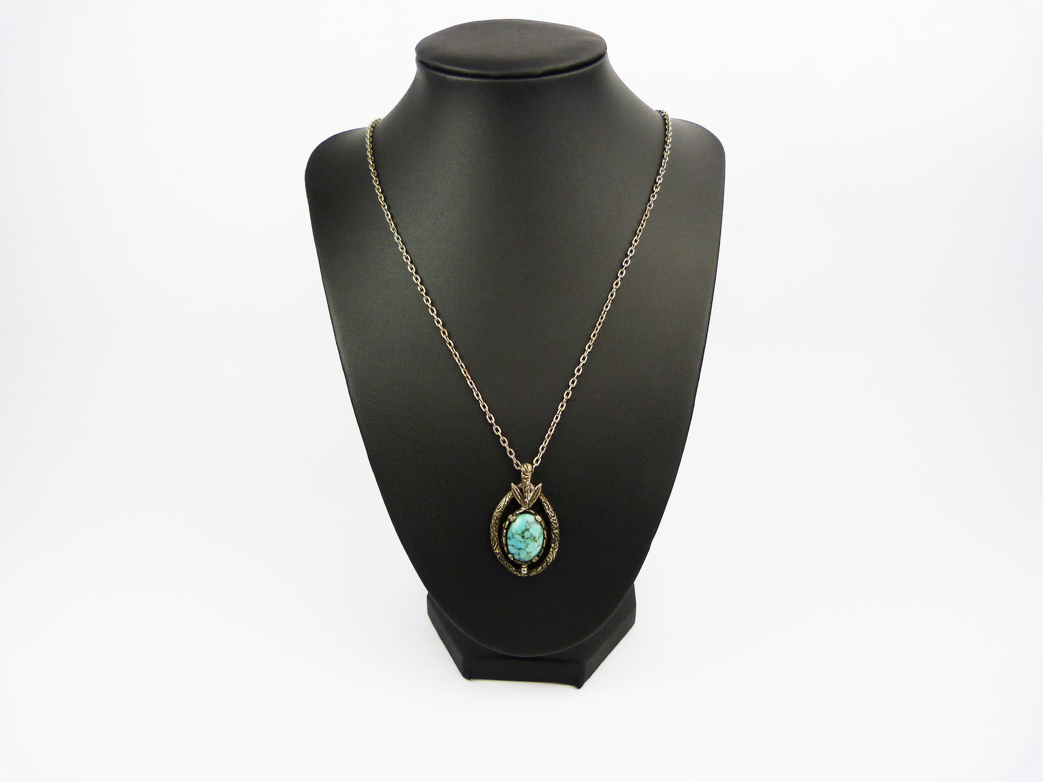 Celtic Miracle Turquoise Necklace