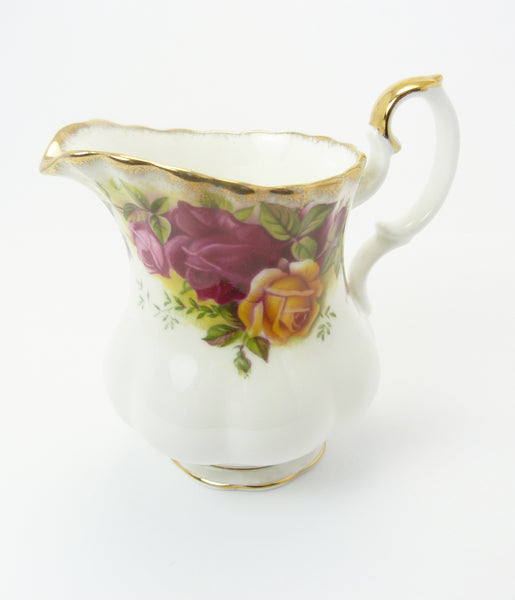 Royal Albert Fine Bone China Old Country Roses Cream/Milk Jug