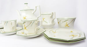 Johnsons Brothers Sonata Tea Set