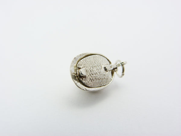 Equestrian Jockey's Cap Opening Silver Charm