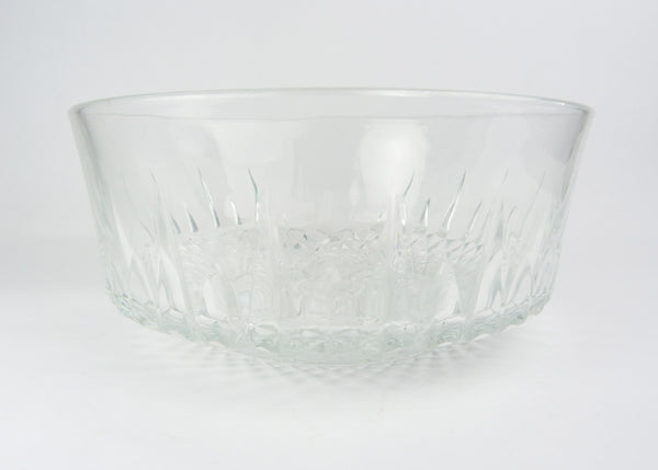 Vintage Arcoroc France Glass Bowl