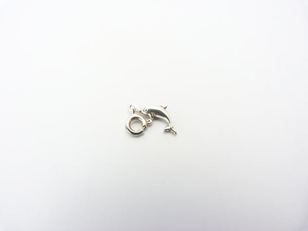 Vintage Sterling Silver 925 Dolphin Charm