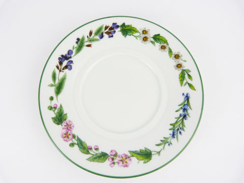 Royal Worcester Herbs Replacement Saucer