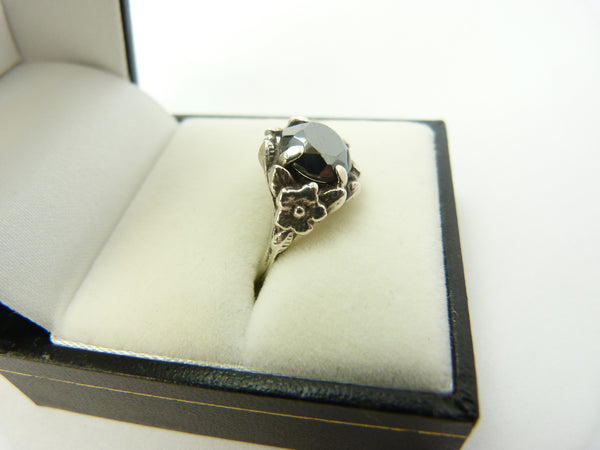 Arts & Crafts Silver Bernard Instone Silver Ring