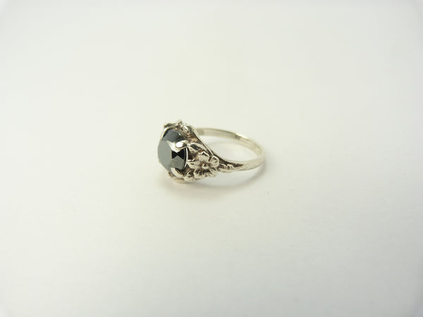Arts & Crafts Silver Bernard Instone Silver Ring Size L 1/2