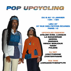 Pop UpCycling Paris