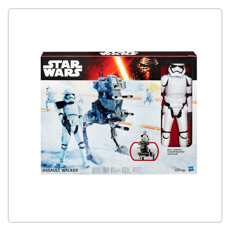 Star Wars ASSAULT WALKER MARCHEUR