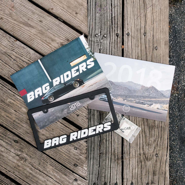 2018 More Than More x Bag Riders Calendar BOGO