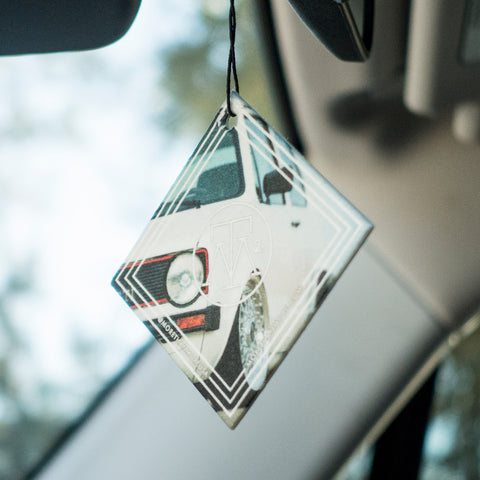 Mk1 VW GTI Diamond Air Freshener