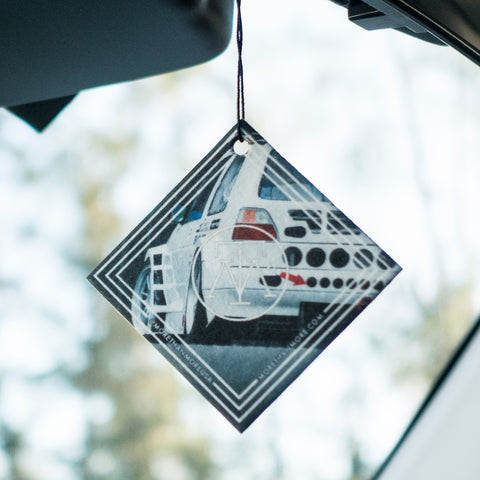 Mk2 VW GTI Diamond Air Freshener