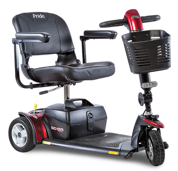 Mobility Scooters & Wheelchairs