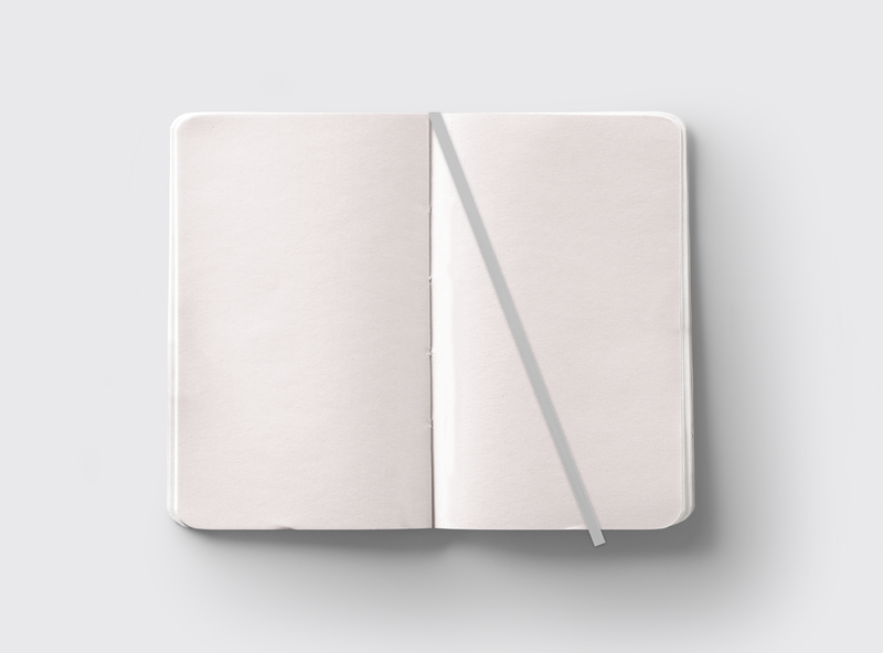 The Moxie - Blank Pages (3-Pack) - The Scribes