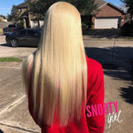 Brazilian Blonde Lace Wig