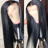 Malaysian Lace Front  8-30Inch Wig.