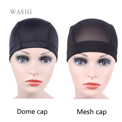 1pcs Glueless Hair wig net cap.
