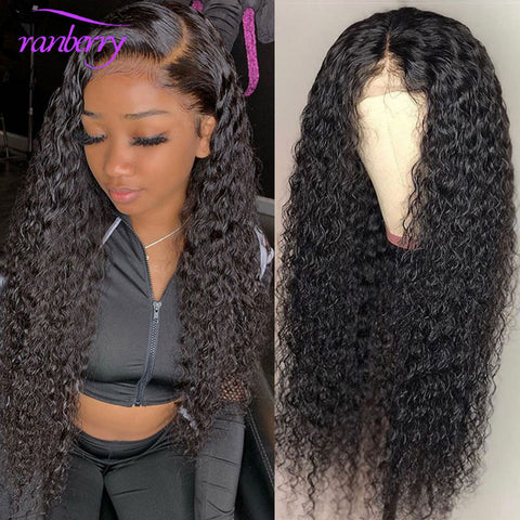 Remy 4X4 Closure Pre Plucked Wig.
