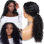 Remy's Water Wave 28 30 Inch 13x4 Wig.