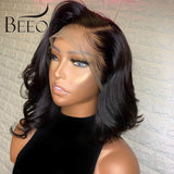 Beeos 150% 13*4 Deep Part Lace Front Hair